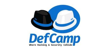 DefCamp 2019 tickets
