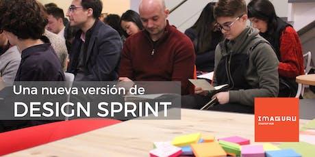 Una nueva versión de Design Sprint (En español) entradas