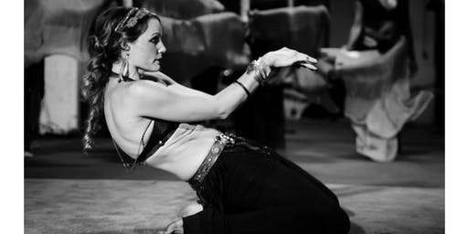 JULY - Loop Combos -  A Belly Dance Series with Jules Dubbs