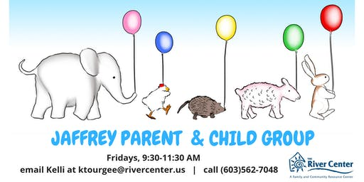 Jaffrey Parent & Child Group - Summer