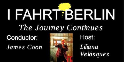 I Fahrt Berlin: Edinburgh Fringe Preview Show