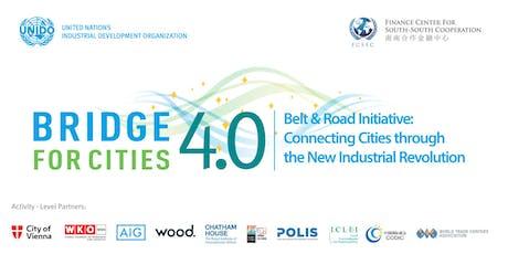 UNIDO's BRIDGE for Cities 4.0  billets