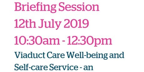 Healthwatch Stockport Briefing Session: Viaduct Health tickets