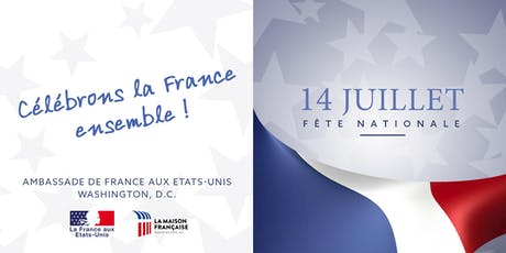 Fête nationale 2019 tickets