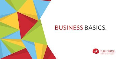 Business Basics tickets