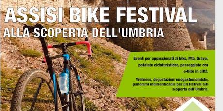 Assisi Bike Festival  biglietti