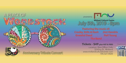 Sizzling Summer Series: Peace of Woodstock