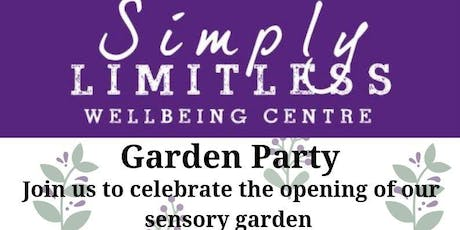 Simply Limitless Garden Party tickets