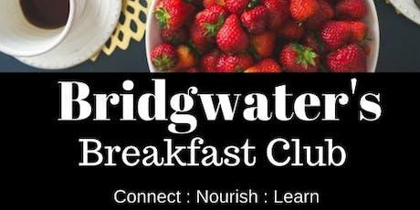 Bridgwater's Breakfast Club with guest speaker Paul Smith tickets