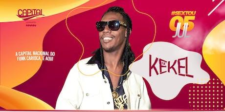 MC Kekel - Capital Passo Fundo ingressos