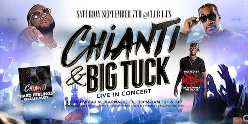 Chianti's Album Release Party