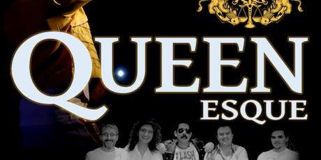 Queen Tribute Show tickets
