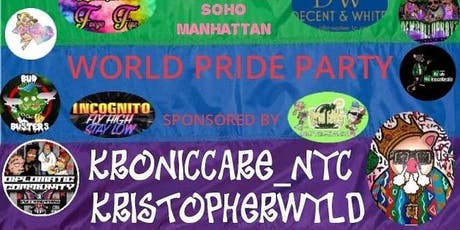 World Pride After Parade Sesh tickets