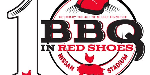 10th Annual BBQ in Red Shoes