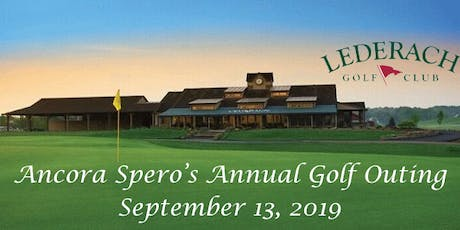 Ancora Spero's Annual Golf Outing tickets