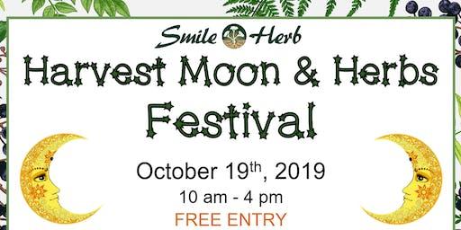Harvest Moon & Herbs Festival 2019