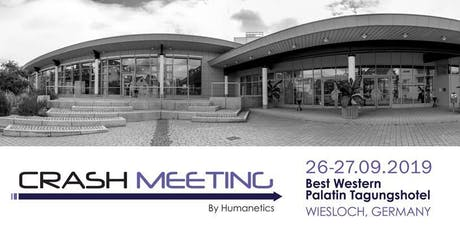 Humanetics Europe Crash Meeting 2019 Tickets