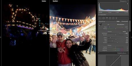 Fuji X Secrets RAW – bessere Bilder mit Fujifilm X-Kameras und RAW Tickets