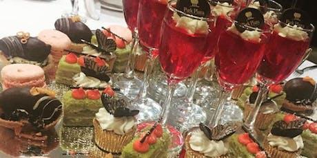 Celebratory Event: Champagne Afternoon Tea 2019 / Digwyddiad Dathlu: Te'r Prynhawn gyda Champagne 2019 tickets