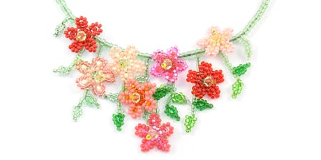 Trailing Flowers Necklace Workshop tickets