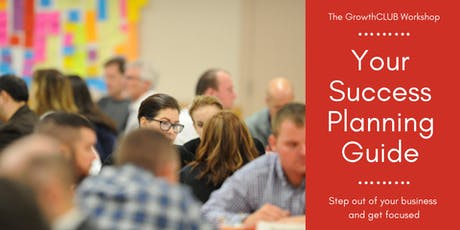 GrowthCLUB: Strategic Planning Workshop tickets