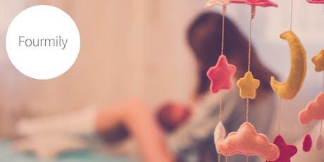 Atelier du sommeil des bébés : mieux dormir est à votre portée billets