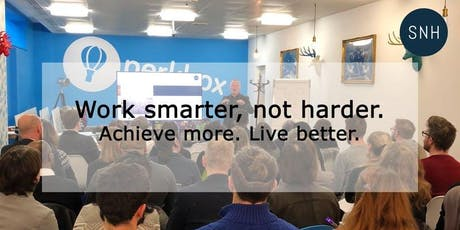 Smarter Not Harder Training (Time Management & Efficiency) tickets