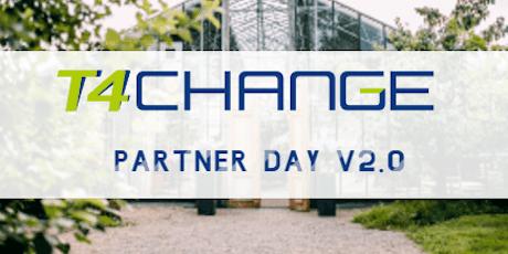 T4Change Partner Day V2.0 tickets