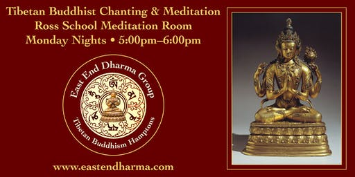 Tibetan Meditation and Chanting @Ross