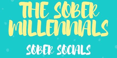 The Sober Millennials - Mindful Drinking Festival Meet Up tickets