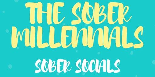 The Sober Millennials - Mindful Drinking Festival Meet Up
