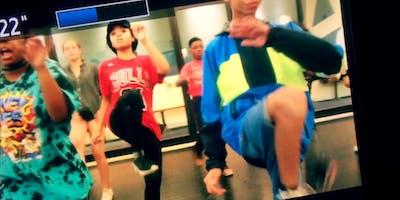 Advanced Teen Hip Hip Dance Class-Free