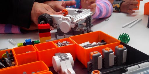 Advanced LEGO robotics course (2 days), 9-13 yrs