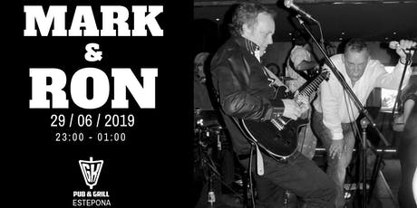 Mark & Ron en Vivo en GK Estepona tickets