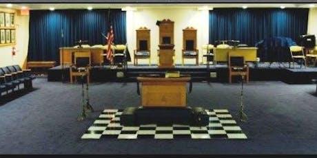 Harmonia Masonic Lodge Steak Night At Okeechobee Steak House tickets