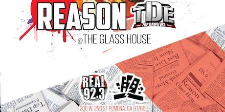 Reason tickets