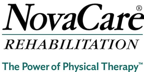 Free Injury Screen - NovaCare Rehabilitation - Florence (August 2019) tickets