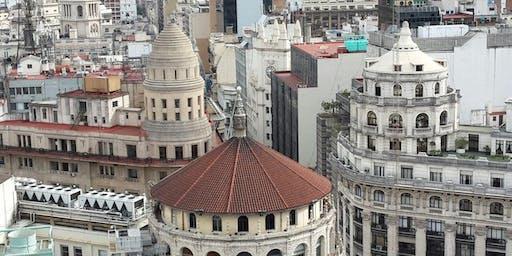 Cúpulas de la Ciudad, con Mirador Güemes