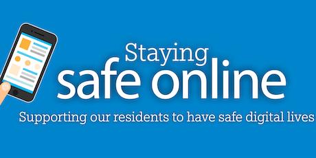 Digital Safety & Online Fraud Awareness  tickets
