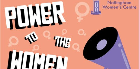 Workshop #1 - Power to the Women: Campaigning and Activism 101  tickets