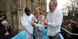 Curates Hard Skills Day: Baptisms
