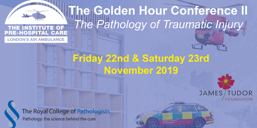 The Golden Hour Conference II - The pathology of traumatic injury