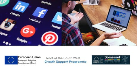 Making Your Business & Social Media Work Together - A Basic Guide for Small Business Owners tickets