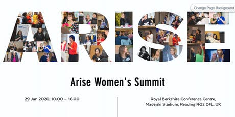 Arise Women's Summit tickets