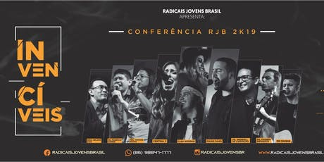 Conferência Radicais Jovens Brasil 2019 ingressos