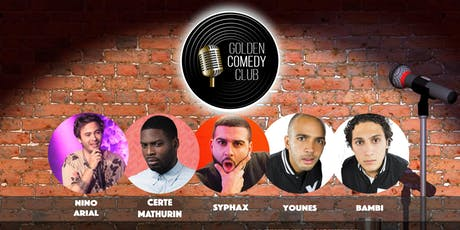 les All Stars du Golden Comedy Club billets