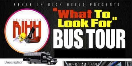 What To Look For Bus Tour Vol. 2 tickets