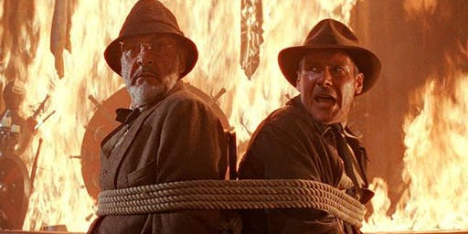 Summer of 89!/Throwback Cinema: INDIANA JONES AND THE LAST CRUSADE (on 35mm!)