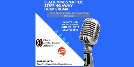 Youth Mental Health and Wellness through Spoken Word tickets