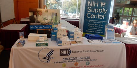 July 24th 2019 - NIH Supply Center - Building 10 Table Top Product Demonstration Expo tickets